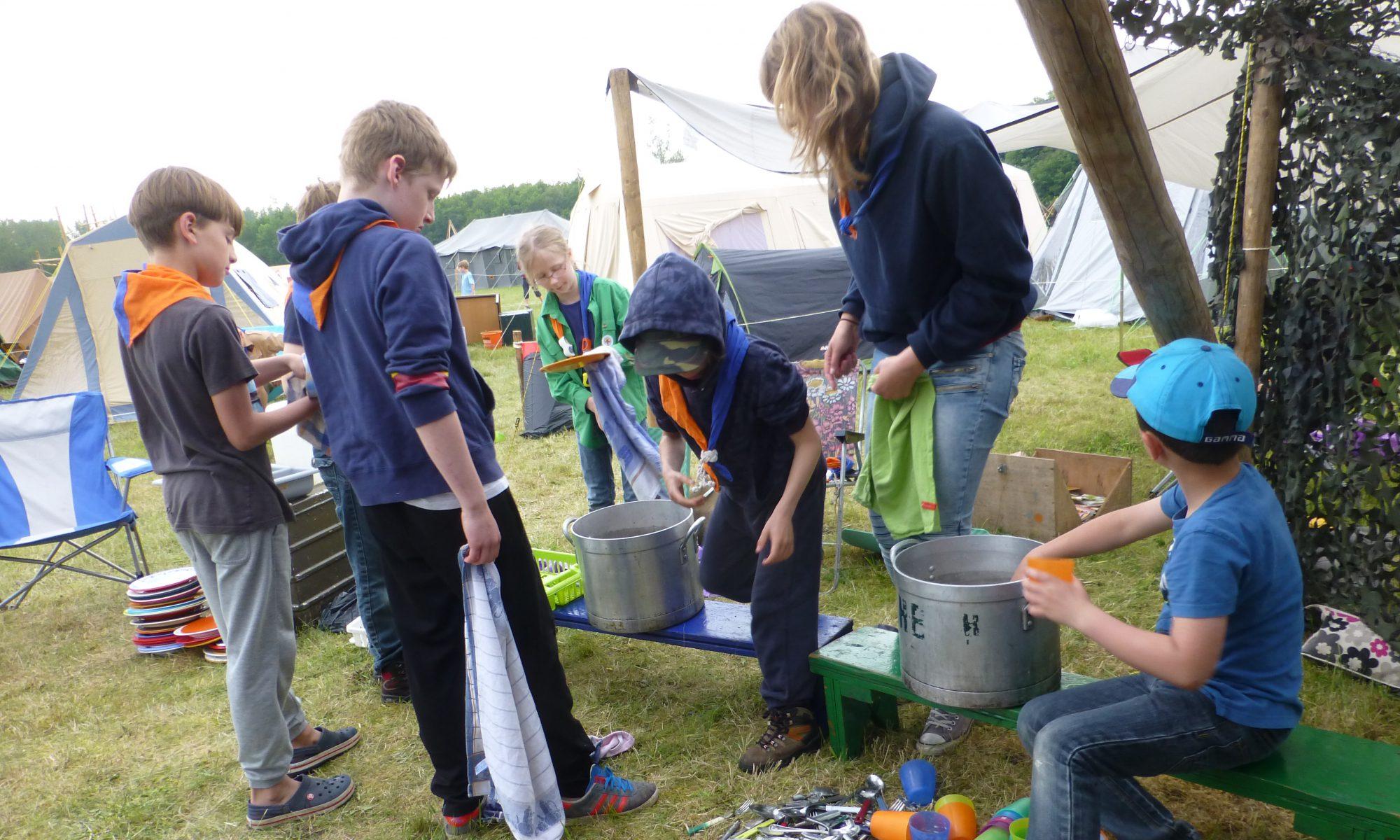 Scoutinggroep De Zwervers Groningen